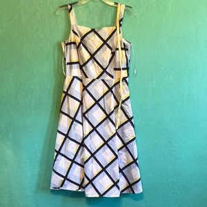 Tea length dress size 10